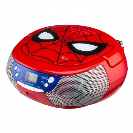 BOOMBOX SPIDERMAN